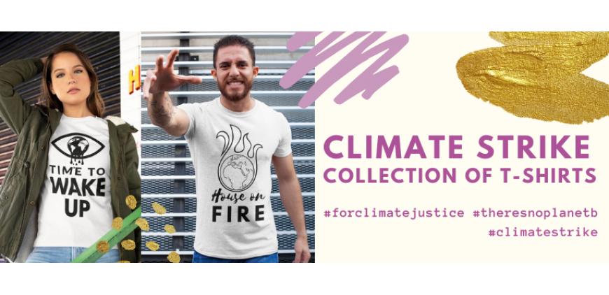 Climate strike Kolekcija